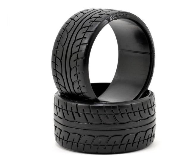 HPI 4429 Lp35 T-drift Tire Yokohama 2 Wheels, Tires, Rims & Hubs