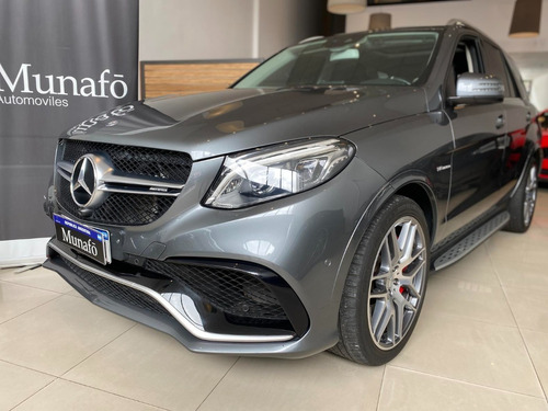 Mercedes Benz Amg Gle 63 S 4matic 2018
