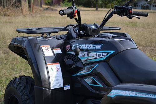 Quadriciclo Cforce 450s 4x4 Automatico Zero Km