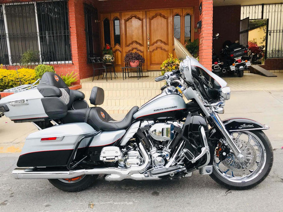 Harley-davidson Ultra Limited 2015 Nacional Full Equipo Herm