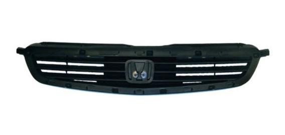 Parrilla Civic 96-98 4p S/moldura Negra
