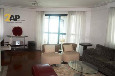Apartamento Residencial Para Locação, Vila Andrade, São Paulo. - Ap0632
