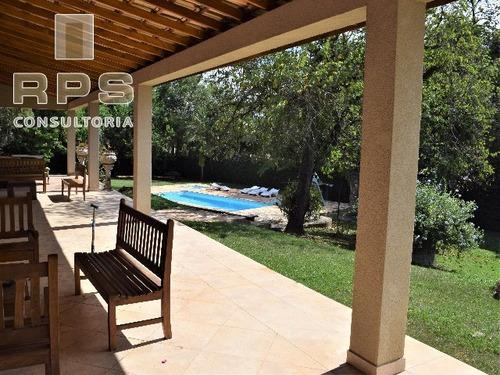 Excelente Casa Para Venda, Condomínio Recanto Tranquilo - Cc00218 - 32473100