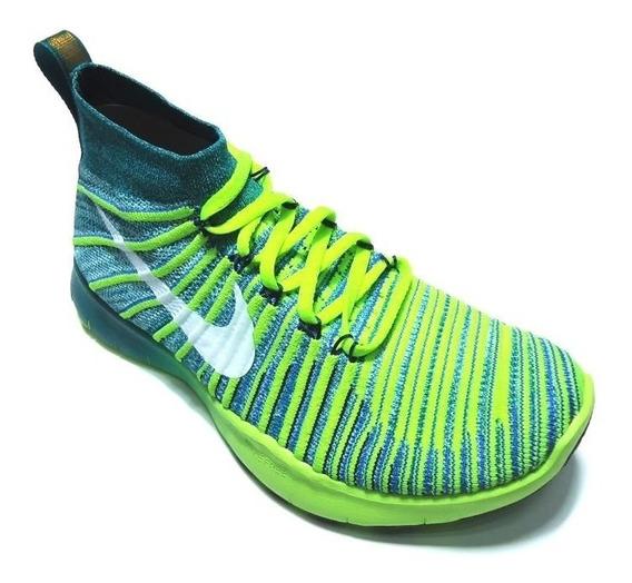 Tenis Nike, Free Train Force Flyknit, Talla 26 Cm