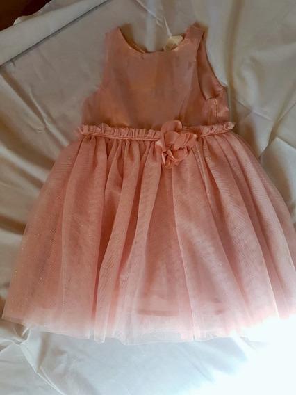 Vestido De Fiesta Niña 2-3 Años