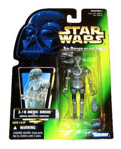 Star Wars - 2-1b Medical Droid  - Kenner Sellado