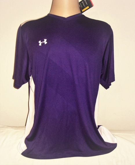 Under Armour Camiseta Masculina Heatgear Original Xl Nova Importada
