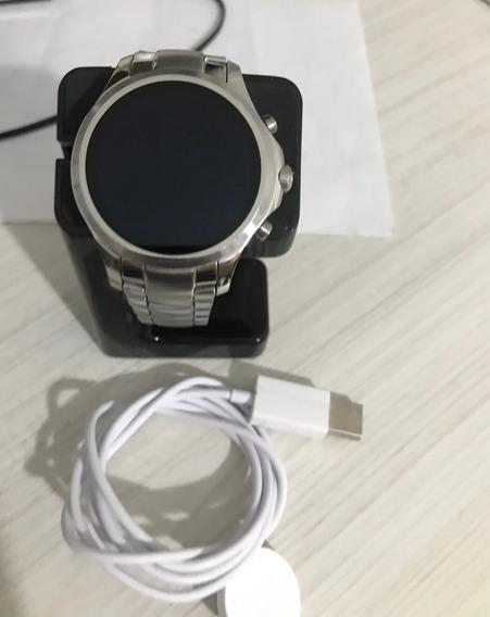 Smartwatch Armani Connected - Original - Android E Ios