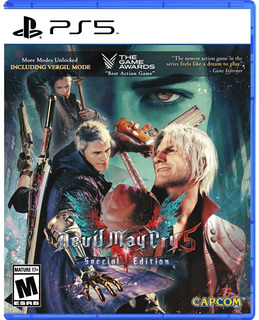..:: Devil May Cry 5 ::.. Ps5 En Game Center