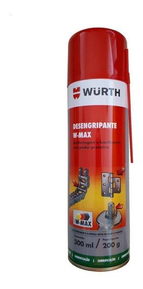 Desengripante Spray Lubrificante W Max Wurth 300ml Wd40