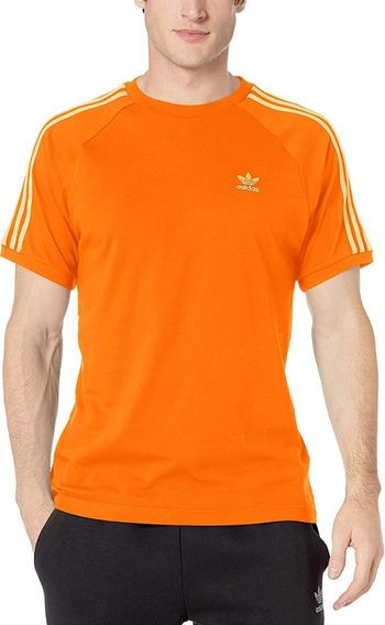 Playera adidas Originals 3 Franjas Adicolor Ej9684