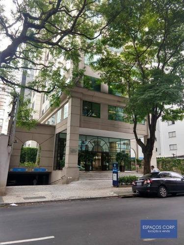 Imagem 1 de 23 de Laje Para Alugar, 227m² - Vila Olímpia - São Paulo/sp - Lj0757