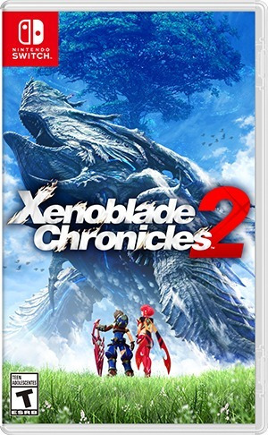 Xenoblade Chronicles 2 Switch Midia Fisica