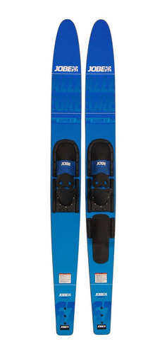 Esqui Combo Allegre Jobe Azul 170cm