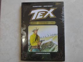 Tex Edição Gigante Em Cores Vol.10 Mythos