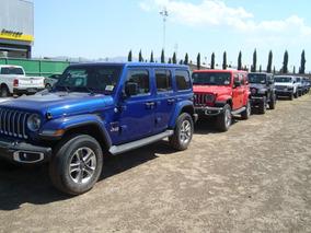 Jeep Wrangler Unlimited Sahara Te Lleva A Donde Nadie Puede