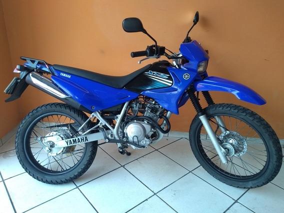 Yamaha Xtz 125 K 2005 Azul