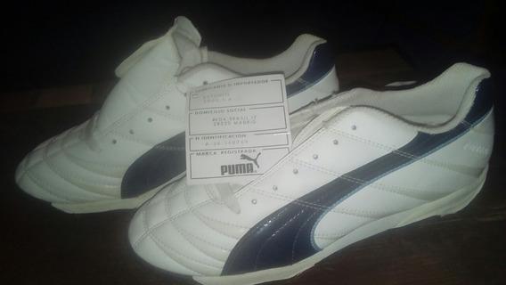 Zapato Puma Original, Micro Taco Talla 40