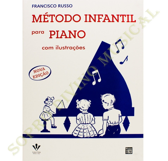 Método Piano Francisco Russo