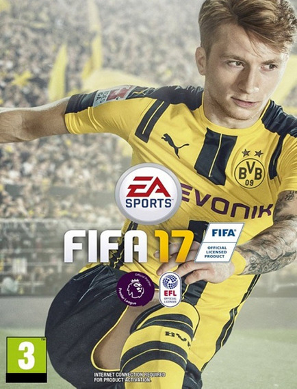Fifa 17 Pc - 100% Original ( Origin Key )