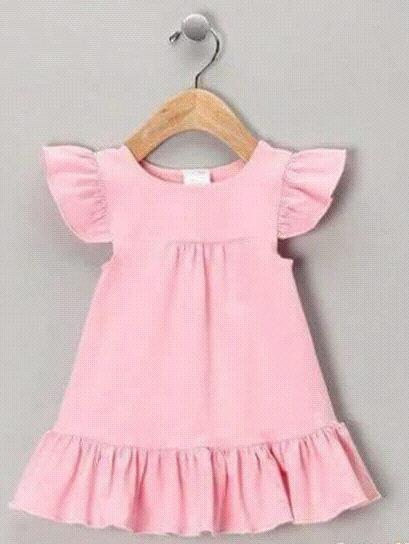 Vestido Para Bebas O Nenas Para Fiestas U Ocasiones Esp