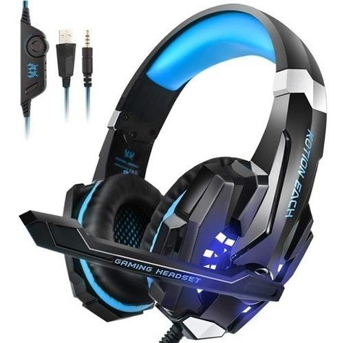 Audífonos Gamer Kotion G9000 Led Microfono Pc/ps4/ Xbox One