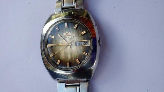 Relógio Orient Automático Antigo Ótimo Estado De Novo