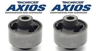 2 Bucha Bandeja Balanca Diant. Honda Civic 2001 A 2011 Axios