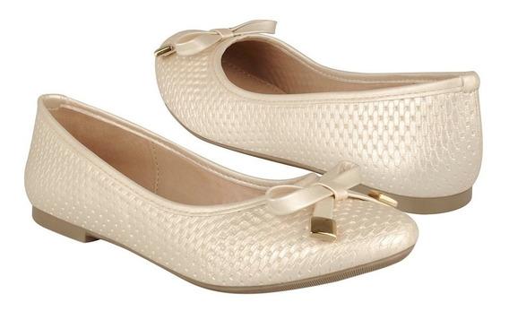 Caramel Zapatos Dama Casuales P-224 Simipiel Beige