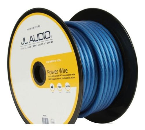 Cable Jl Audio Marino #4 Estañado