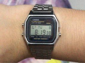 Relógio Casio Prata