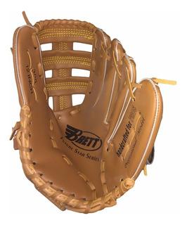 Guante Baseball Brett Softball Diestro Beisbol 12 Importado