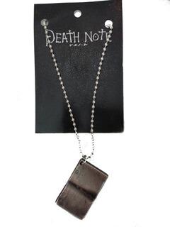 Collar Libreta Death Note - Yomotsu Anime Store