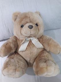Urso De Pelúcia Super Macio - Indonésia - Dia Das Crianças