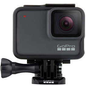 Gopro Câmera Digital Hero7 Cinza Wifi 4k30 Nf C/ Garantia