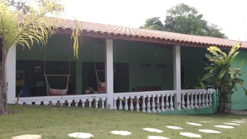 Chácara De 1.500 M² Em Condomínio - Cód.038