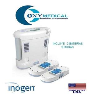 Concentrador De Oxigeno Portátil Inogen G3 Oxygo Nuevo
