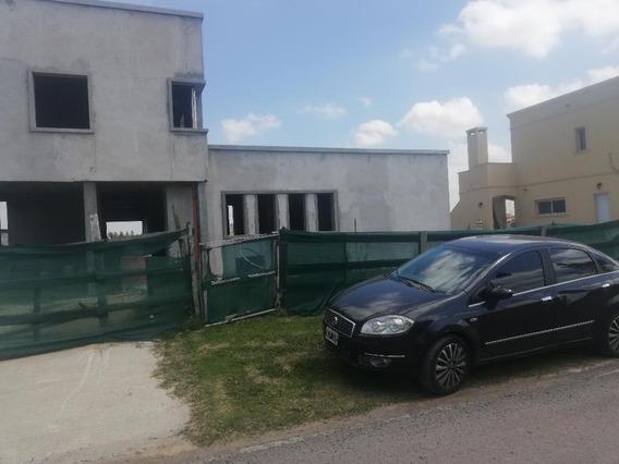 Casa En Construccion 75% Avance Obra-dueño Vende-ofertar!