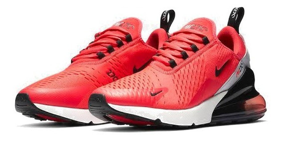 Tenis Nike Air Max 270 - Coral - Hombre