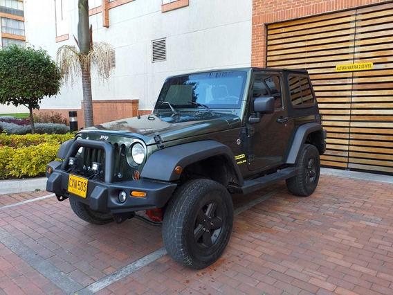 Jeep Wrangler Jk 3.8