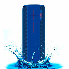 Parlante Portátil Bluetooth Megaboom Azul Ultimate Ears
