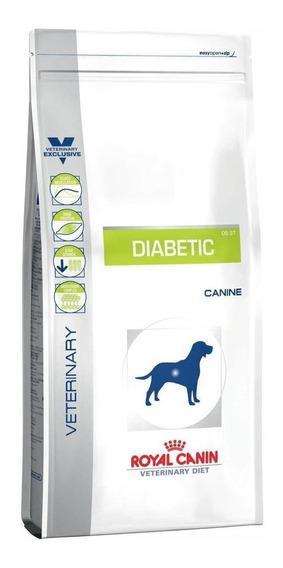 Ração Royal Canin Diabetic Veterinary Diet Canine cachorro adulto todos os tamanhos 10kg