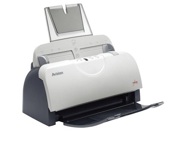 Scanner Colorido Avision Av122c2 Color Duplex Profissional