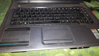 Notebook Compaq Presario F566la
