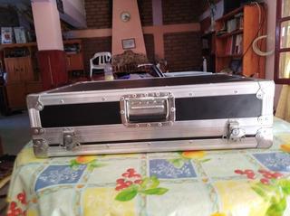 Consola Pioneer Ddj Rx, Con Rack Impecable