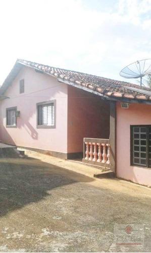 Chácara Com 3 Dormitórios À Venda, 1020 M² Por R$ 420.000,00 - Parque Das Árvores - Boituva/sp - Ch0580