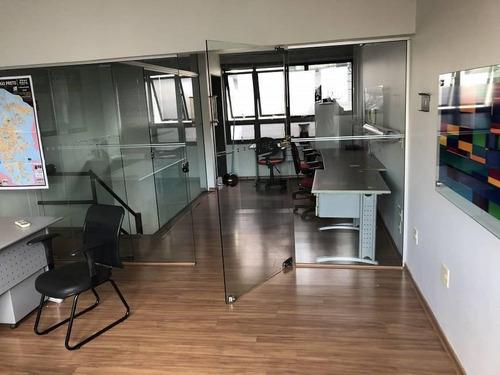 Sala Para Alugar, 100 M² Por R$ 2.500,00/mês - Centro - Ribeirão Preto/sp - Sa0379