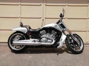 Harley Davidson Vrod Muscle 2009 Solo 4 Mil Millas