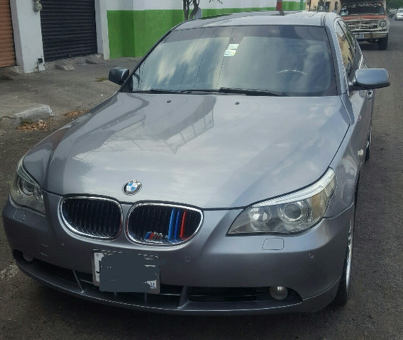 Bmw Serie 5 2004 3.0 530i Top At