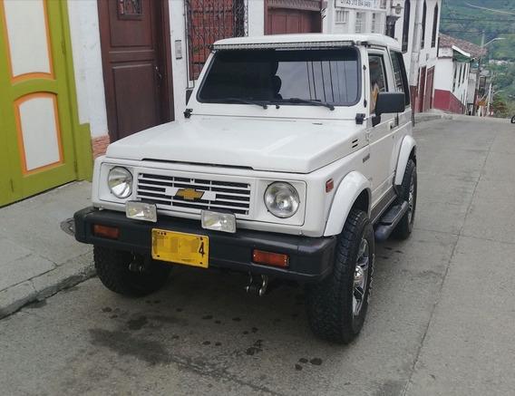 Chevrolet Samurai 1993 1.3